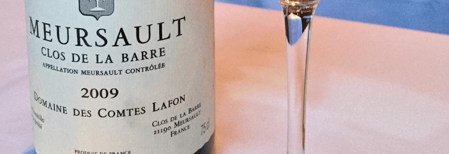 Meursault Wines
