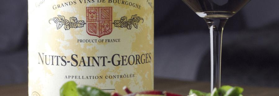 Nuits Saint Georges Wines