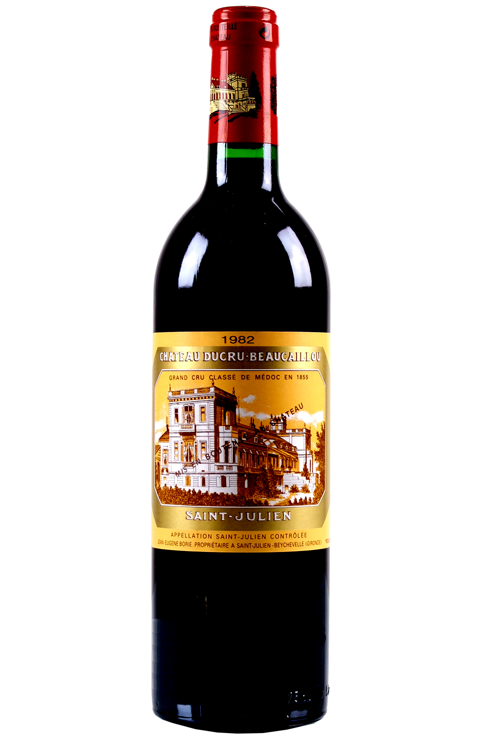 1982 Ducru Beaucaillou Bordeaux Red 750 ml