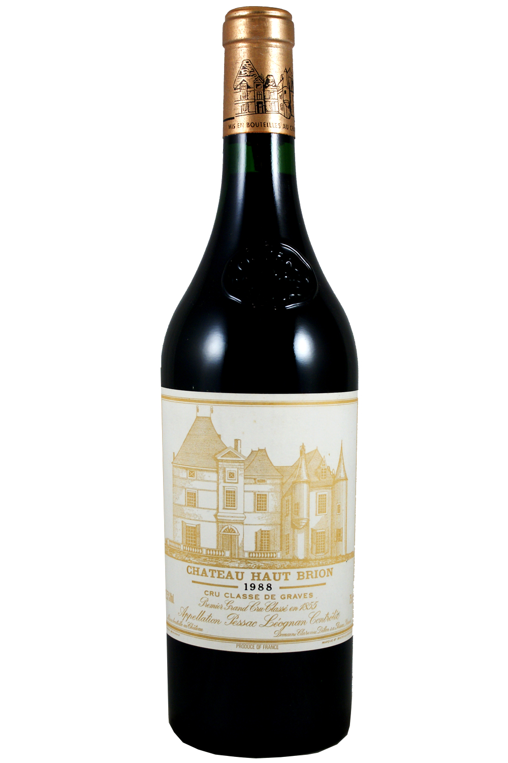 1988 Haut Brion Bordeaux Red 750 ml