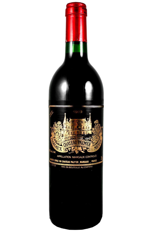 1989 Palmer Bordeaux Red 750 ml
