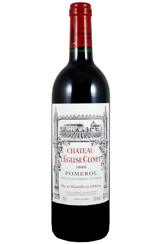1995 L'Eglise Clinet Bordeaux Red 750 ml