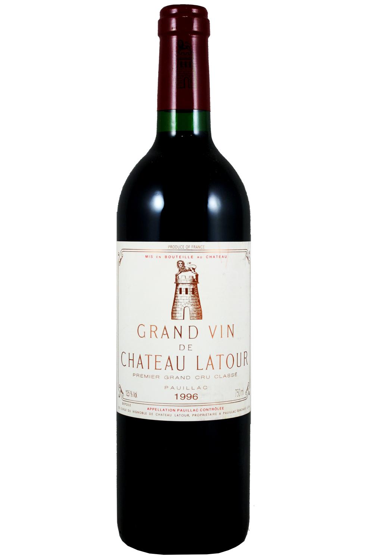 1996 Latour Bordeaux Red 750 ml