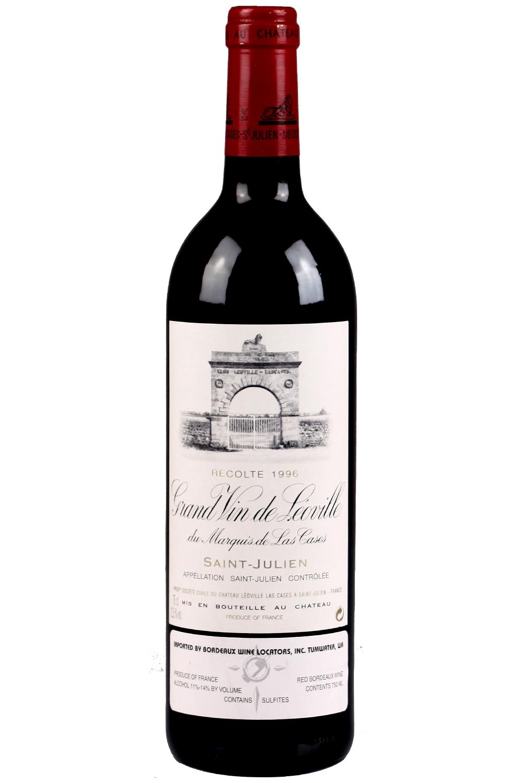 1996 Leoville Las Cases Bordeaux Red 750 ml