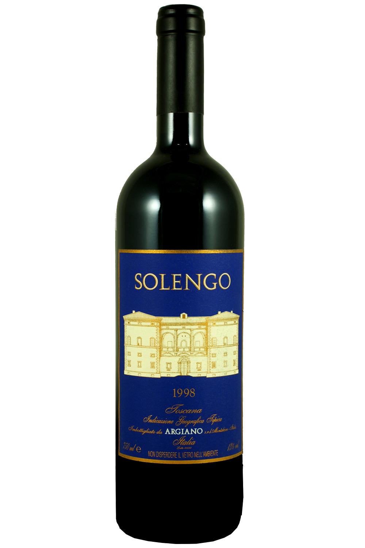 1998 Argiano Solengo Super Tuscans/IGT 750 ml