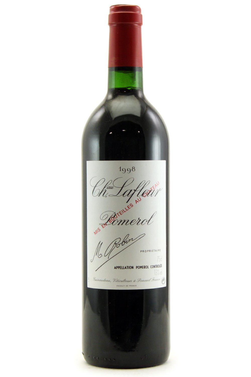 1998 Lafleur Bordeaux Red 750 ml