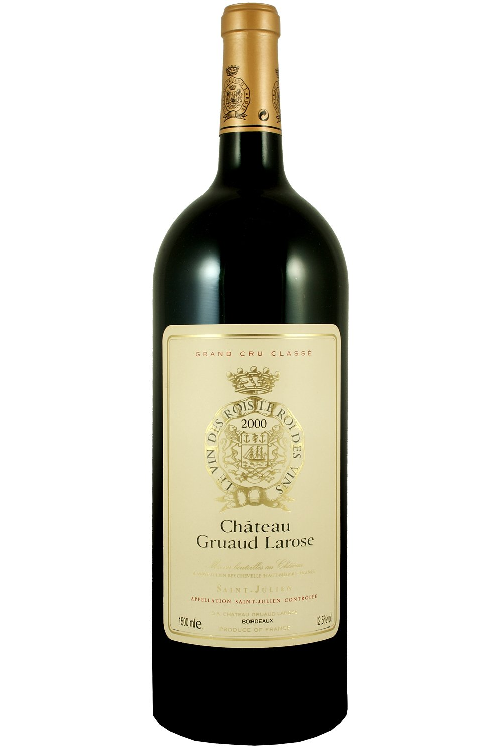 2000 Gruaud Larose Bordeaux Red 1.5L