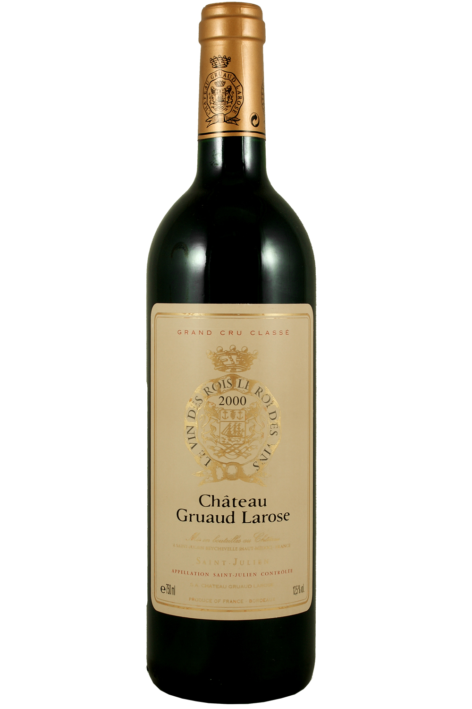 2000 Gruaud Larose Bordeaux Red 750 ml