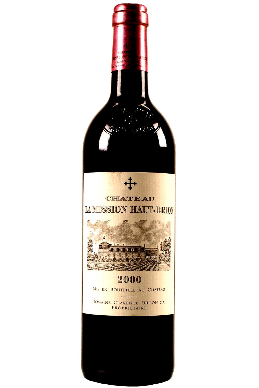 2000 La Mission Haut Brion Bordeaux Red 750 ml
