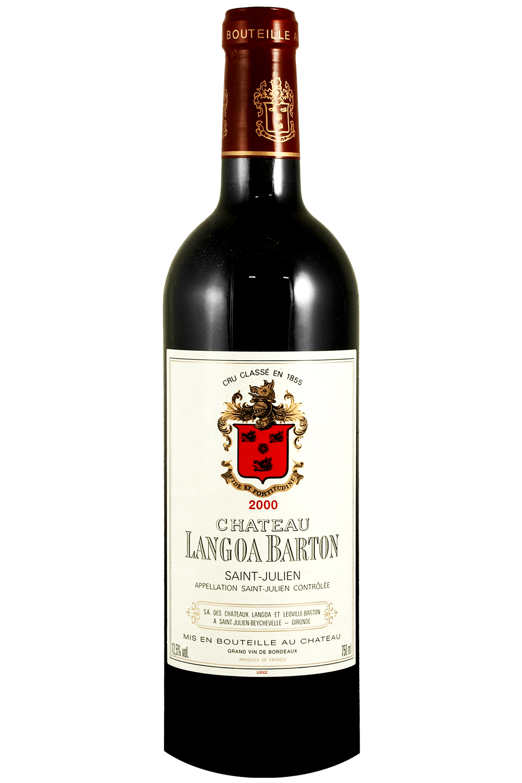2000 Langoa Barton Bordeaux Red 750 ml