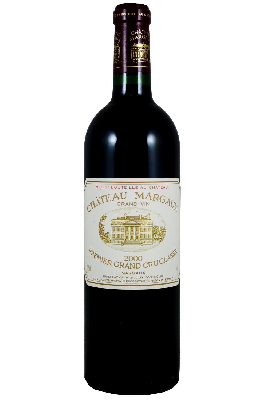 2000 Margaux Bordeaux Red 750 ml