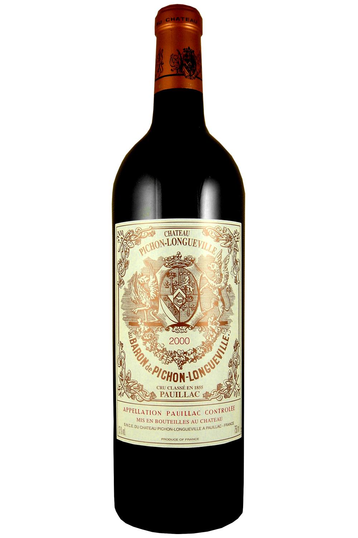 2000 Pichon Baron Bordeaux Red 750 ml