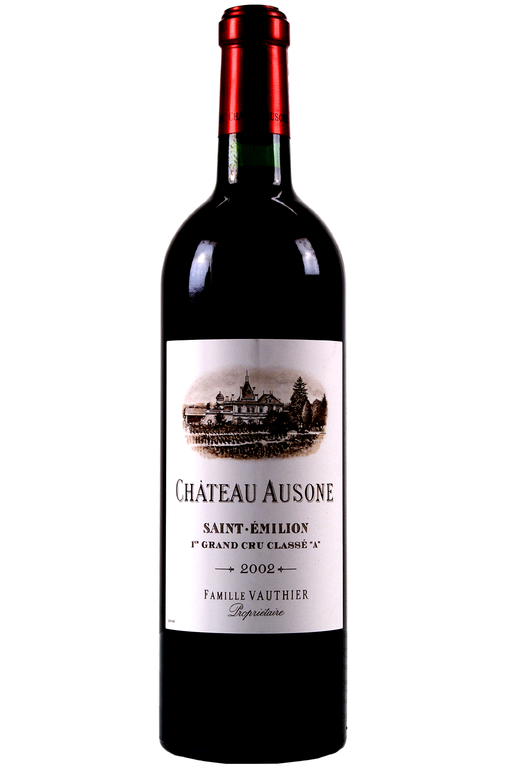 2002 Ausone Bordeaux Red 750 ml
