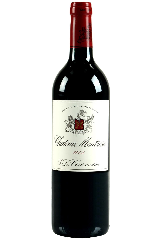 2003 Montrose Bordeaux Red 750 ml