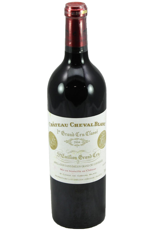 2004 Cheval Blanc Bordeaux Red 750 ml