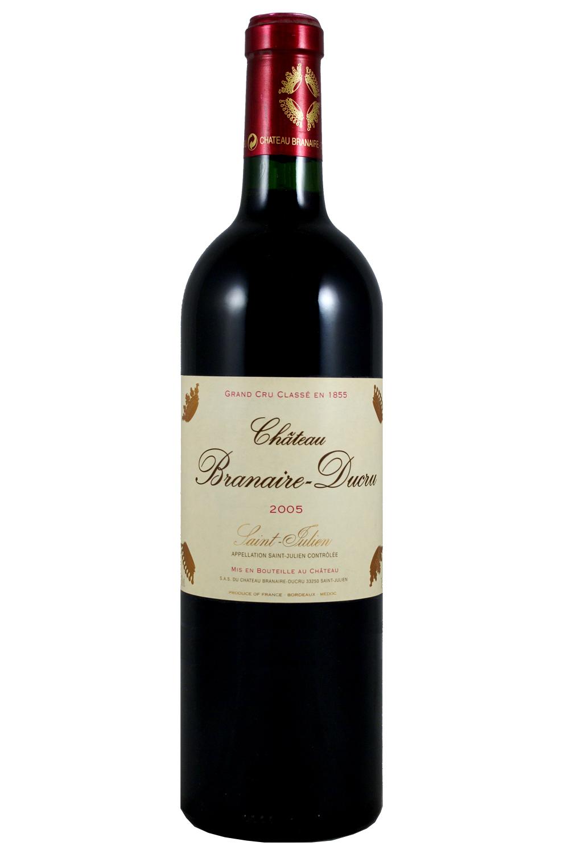 2005 Branaire Ducru Bordeaux Red 750 ml