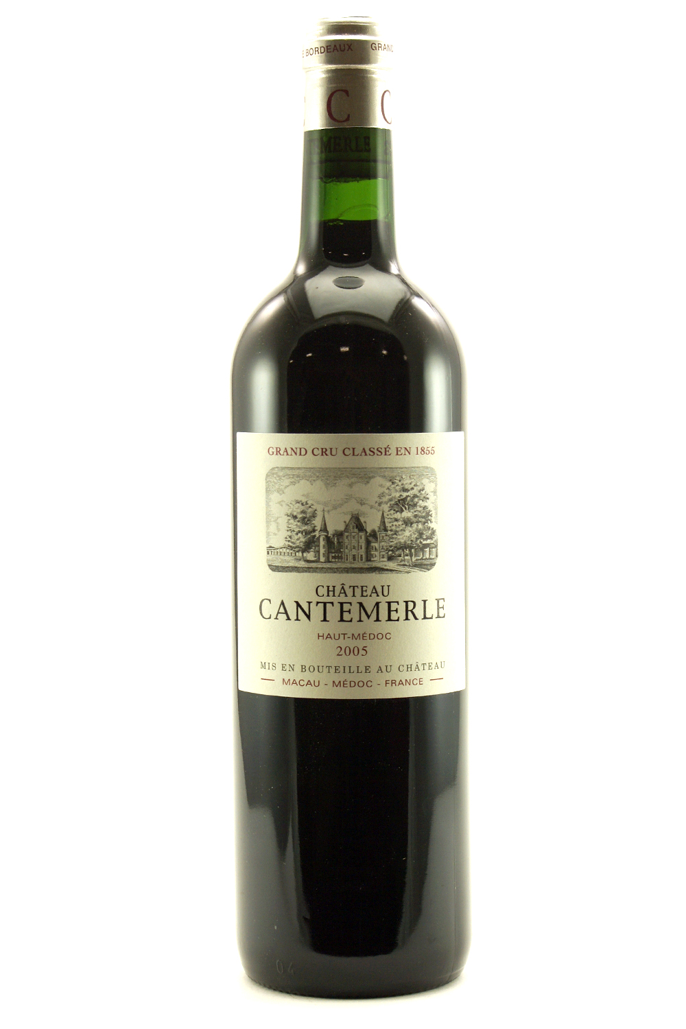 2005 Cantemerle Bordeaux Red 750 ml