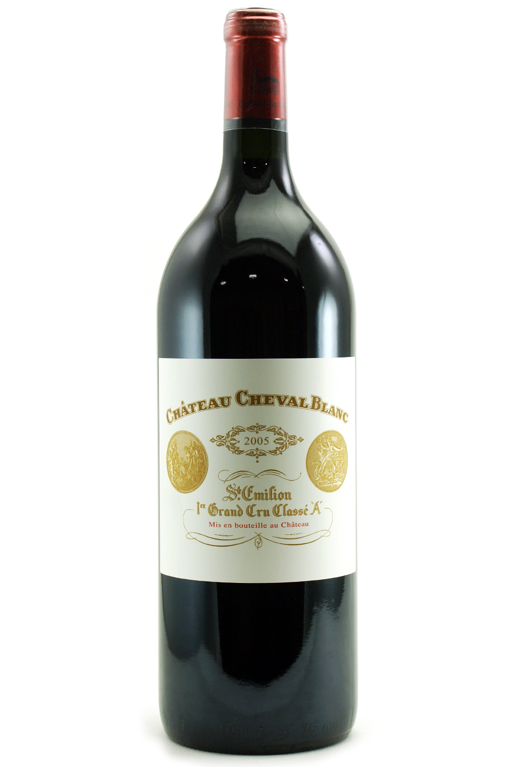2005 Cheval Blanc Bordeaux Red 1.5L