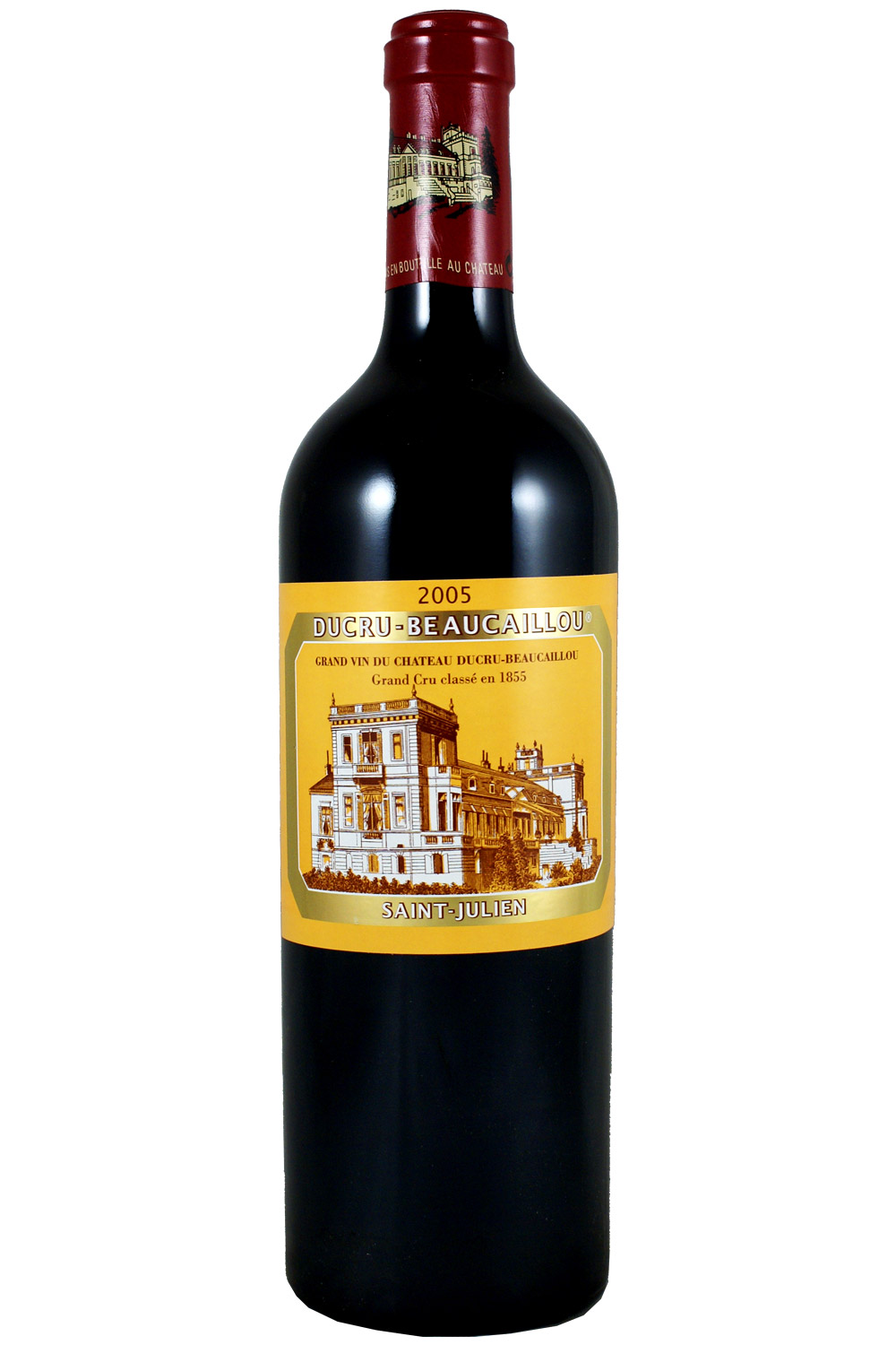 2005 Ducru Beaucaillou Bordeaux Red 750 ml