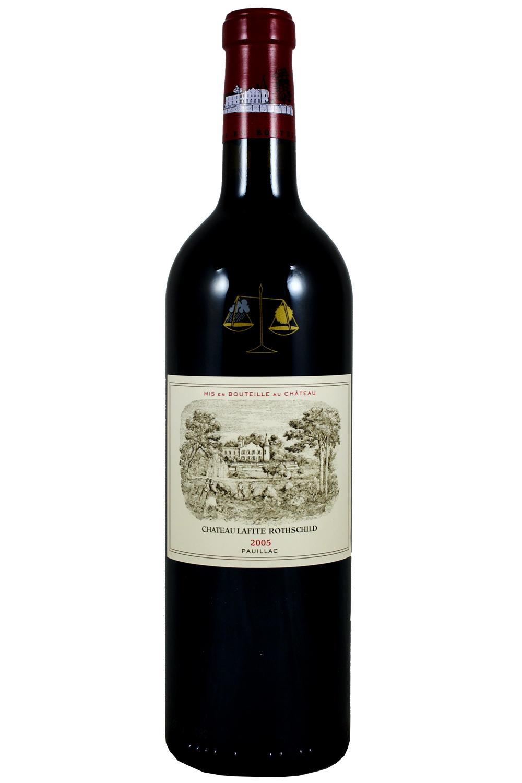 2005 Lafite Rothschild Bordeaux Red 750 ml