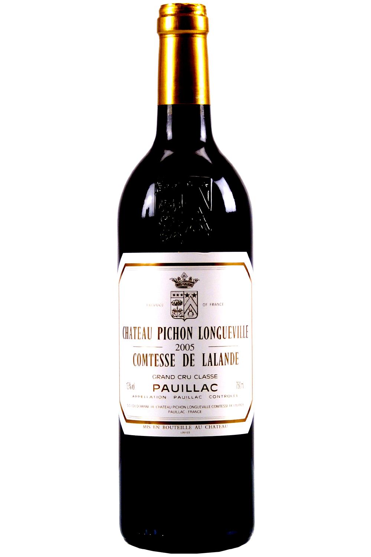 2005 Pichon Lalande Bordeaux Red 750 ml