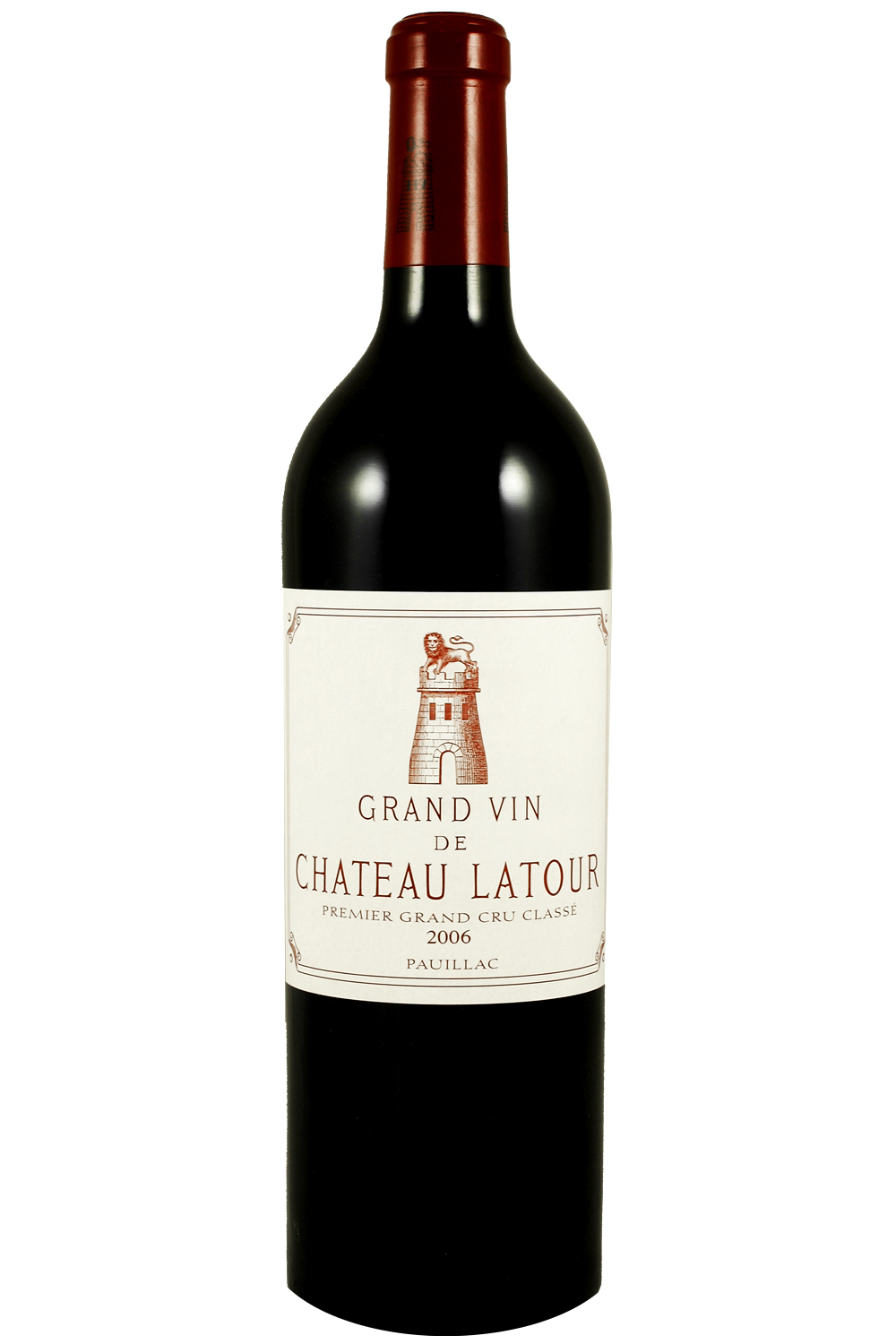 2006 Latour Bordeaux Red 750 ml