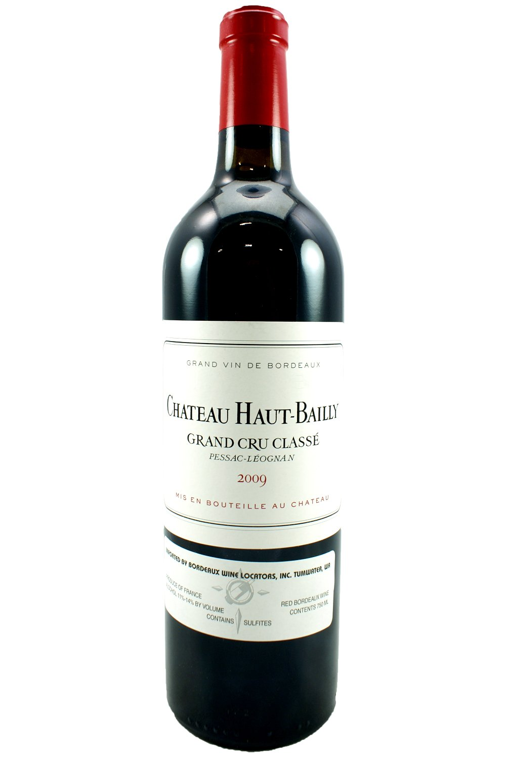 2009 Haut Bailly Bordeaux Red 750 ml