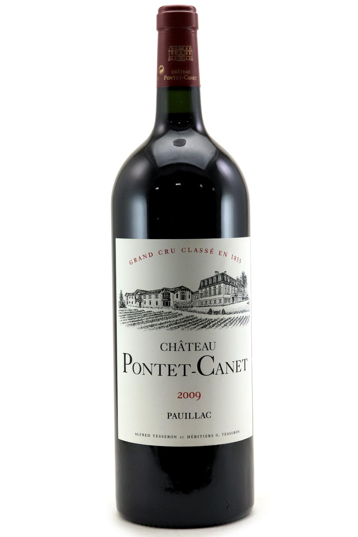 2009 Pontet Canet Bordeaux Red 1.5L