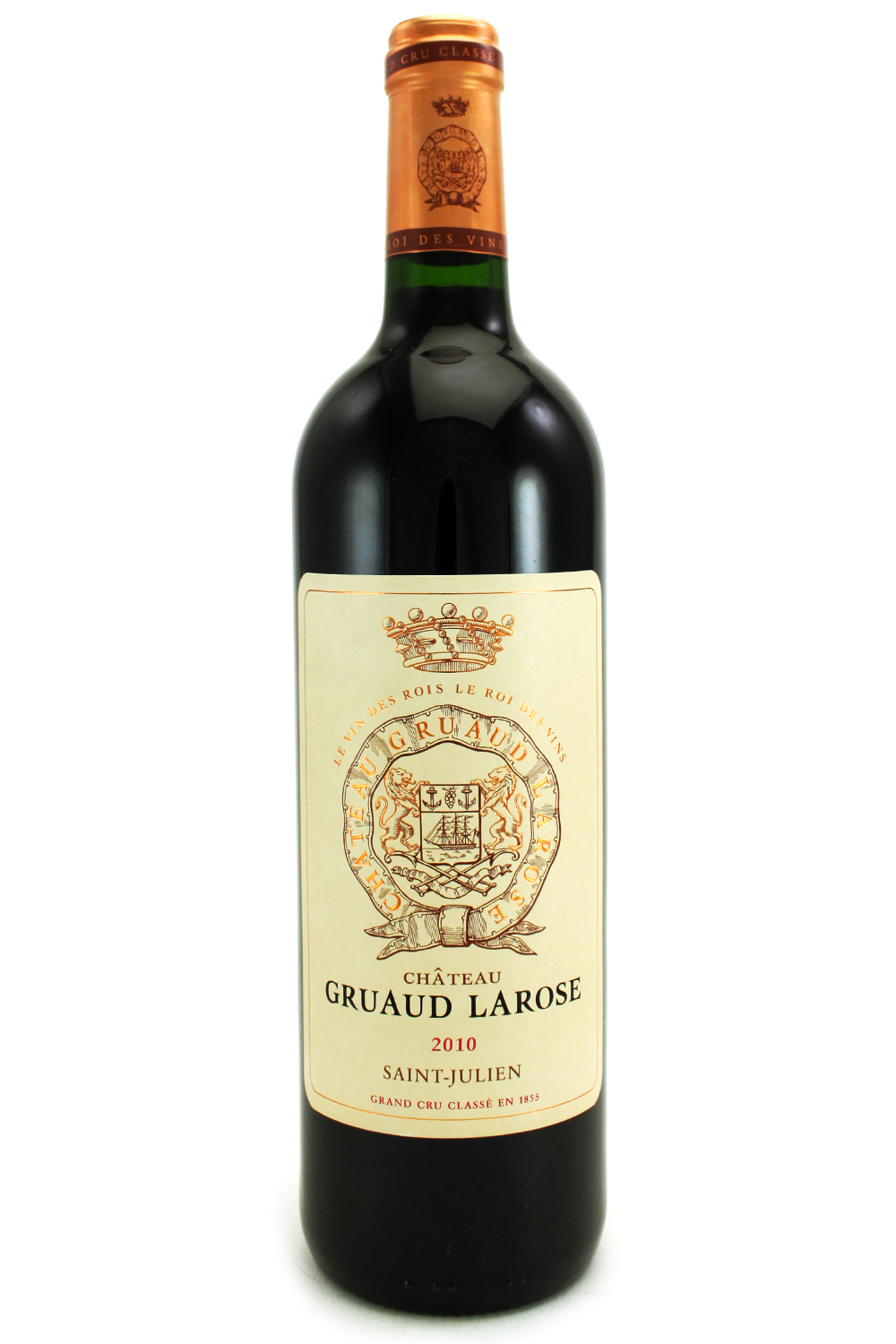 2010 Gruaud Larose Bordeaux Red 750 ml