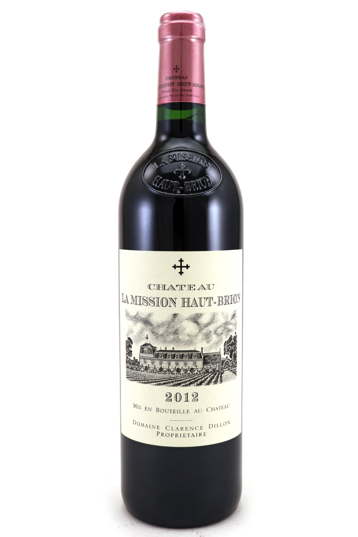 2012 La Mission Haut Brion Bordeaux Red 750 ml