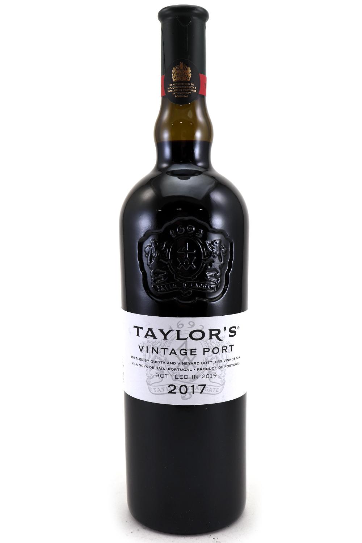 2017 Taylor Fladgate Vintage Port Port 750 ml