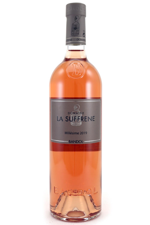 2019 Domaine Suffrene Bandol Rose Rose 750 ml