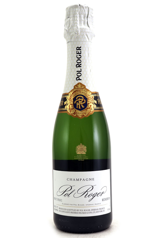 N/V Pol Roger Brut Champagne 375 ml