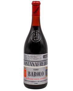 1958 fontanafredda barolo Barolo