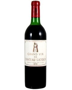1970 latour Bordeaux Red