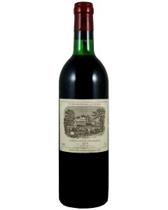 1978 lafite rothschild Bordeaux Red