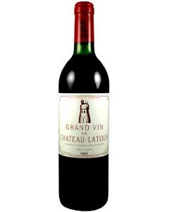 1982 latour Bordeaux Red