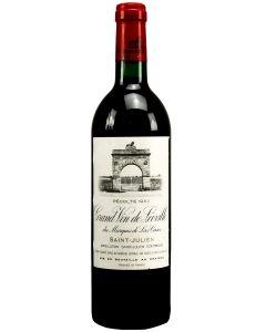 1982 leoville las cases Bordeaux Red