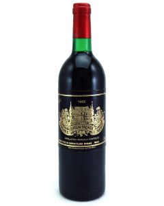 1983 palmer Bordeaux Red