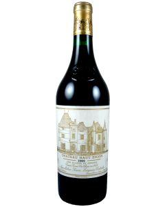 1989 haut brion Bordeaux Red