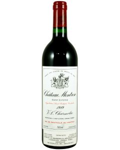 1989 montrose Bordeaux Red