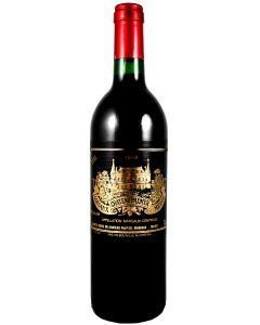 1989 palmer Bordeaux Red