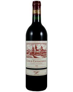 1990 Cos D'Estournel Bordeaux Red 750 ml