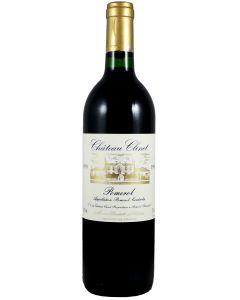 1990 clinet Bordeaux Red