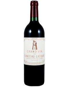 1990 latour Bordeaux Red