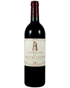 1995 latour Bordeaux Red