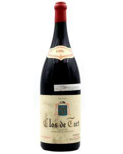 1996 mommessin clos de tart Burgundy Red