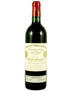 1998 cheval blanc Bordeaux Red