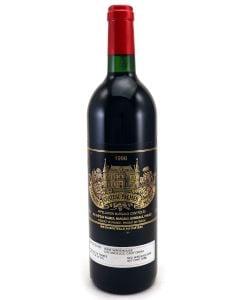 1998 palmer Bordeaux Red