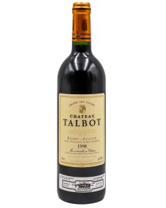 1998 talbot Bordeaux Red